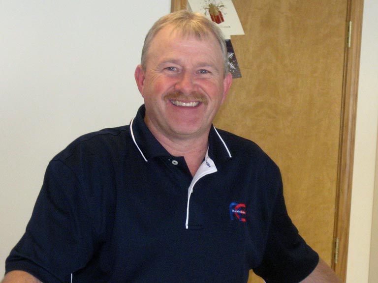 Mike Grinnell - Office Manager